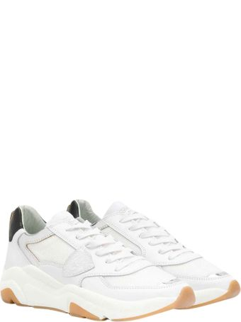 Philippe Model White Shoes
