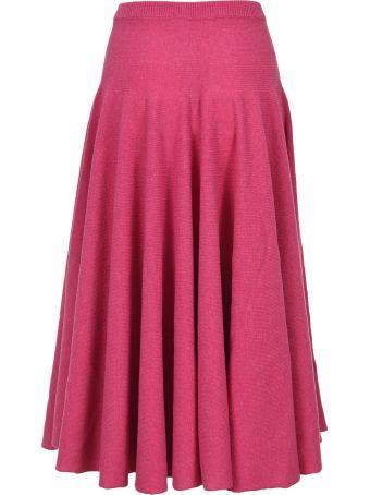 Marni Fine Knit Pleated Skirt