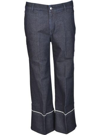 The Seafarer High Hem Trousers