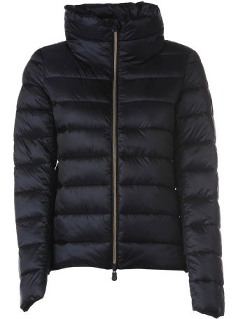 Save the Duck Blue Padded Jacket