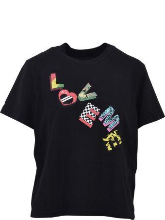 AMIRI Logoed T-shirt Black