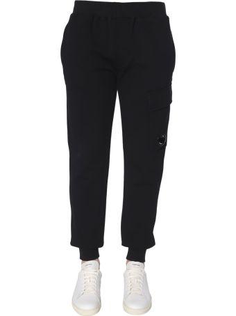 C.P. Company Cotton Sweatpants
