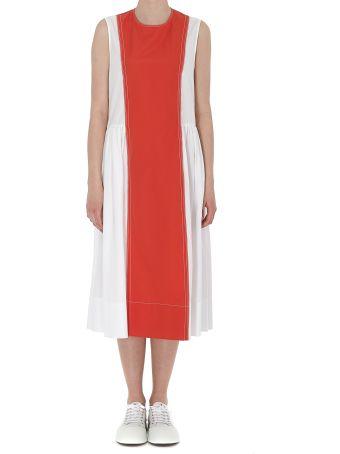 Marni Poplin Dress