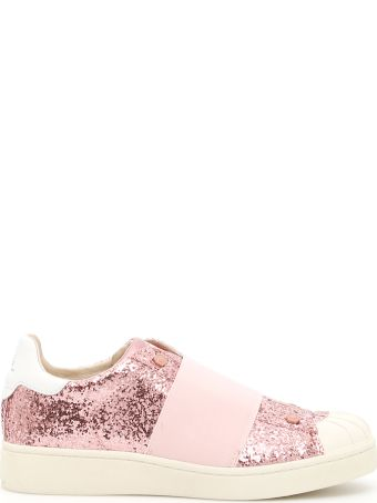 M.O.A. master of arts Glitter Sneakers