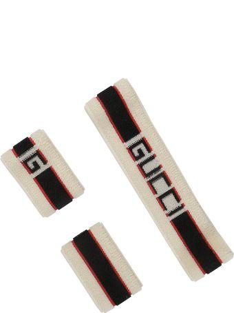 Gucci Striped Headband