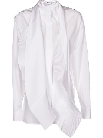 Givenchy Scarf Detail Shirt