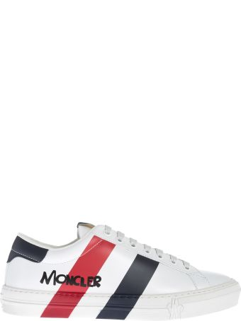 Moncler Classic Striped Detail Sneakers