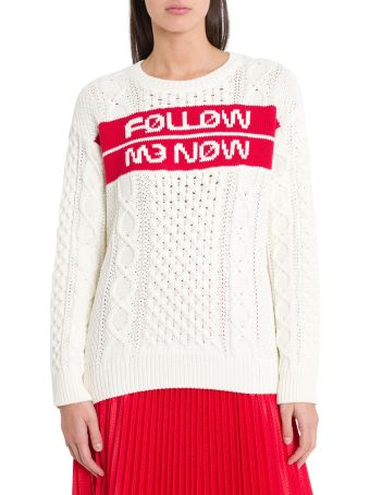 RED Valentino F0ll0w M3 N0w Sweater