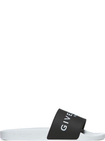 Givenchy Logo Sliders