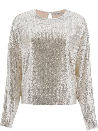 In The Mood For Love Alexandra Sequined Top