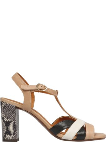 Chie Mihara Classic Buckled Sandals