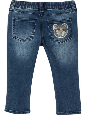 Moschino Blue Jeans Baby