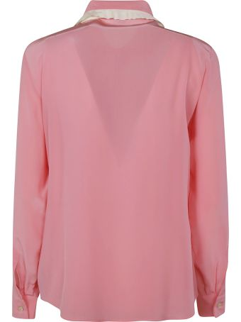 RED Valentino Bow-neck Shirt