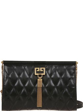Givenchy Gem Quilted Shoulder Bag