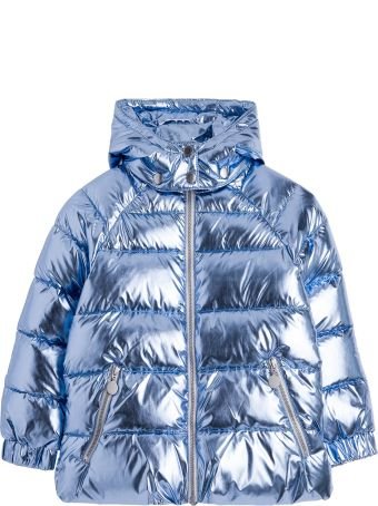 Stella McCartney Kids Foil Puffer Jacket
