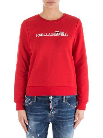 Karl Lagerfeld  Sweatshirt K/ikonik