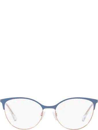 Emporio Armani Emporio Armani Ea1087 Light Blue / Light Bronze Glasses