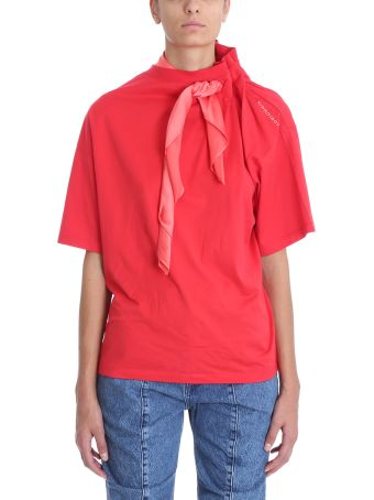Y/Project Scarf T-shirt