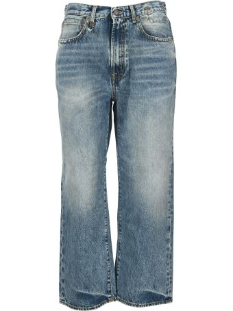R13 Royer Cropped Jean
