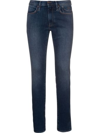Jeckerson Five Pockets Slim Cross Jeans