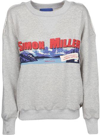 Simon Miller Mountain Print Sweatshirt