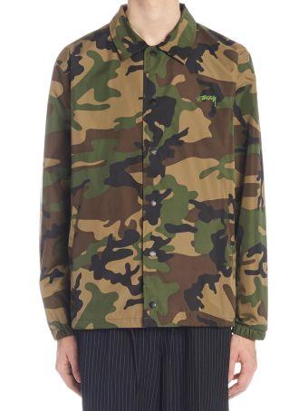 Stussy 'cruize Camouflage' Jacket