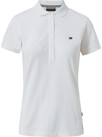 Napapijri Napapijri Logo Polo Shirt