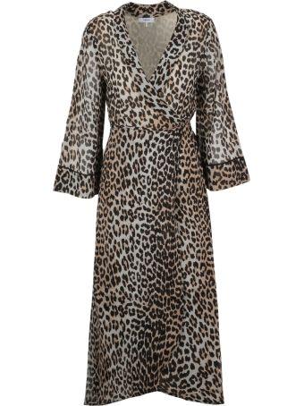 Ganni Mullin Georgette Dress