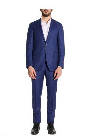 Isaia Suit Suit Men Isaia