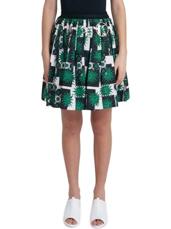 Fausto Puglisi Pleated Skirt