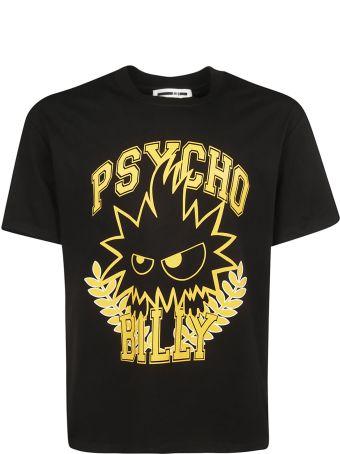 Alexander McQueen Psycho Billy Print T-shirt