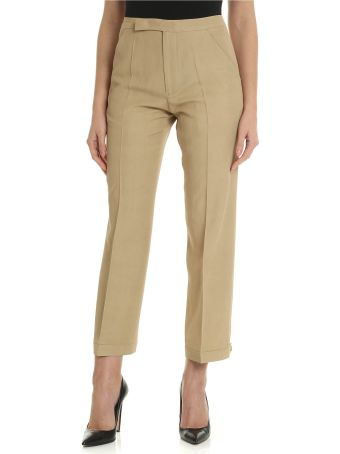 Golden Goose Deluxe Cropped Trousers