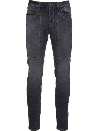 Jeckerson Jeans Black Sanded