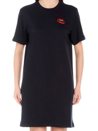 Markus Lupfer 'red Lip' Dress