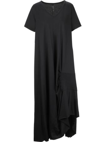 PierAntonioGaspari Long Crew Neck Dress