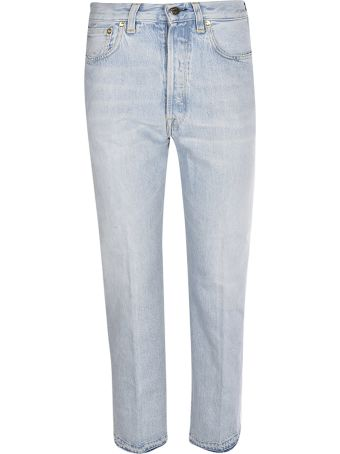 Golden Goose Fitted Jeans