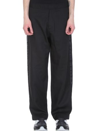 Our Legacy Black Cotton Trousers