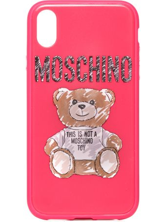Moschino Teddy Iphone Xr Case