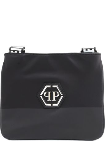 Philipp Plein 'all Over Pp' Bag