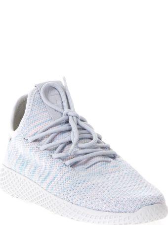 Adidas by Pharrell Williams Pw Tennis Hu Primeknit Shoes