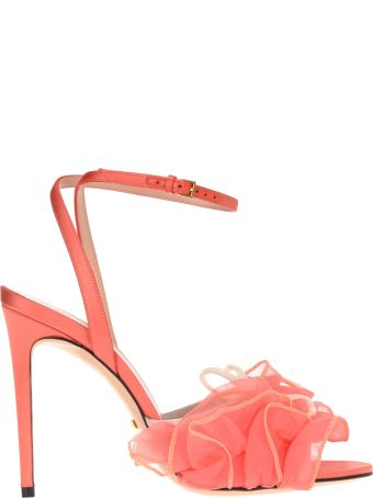 Gucci Gucci Tulle Sandals