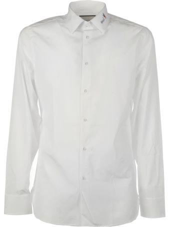 Gucci Flower Fil Coupé Shirt
