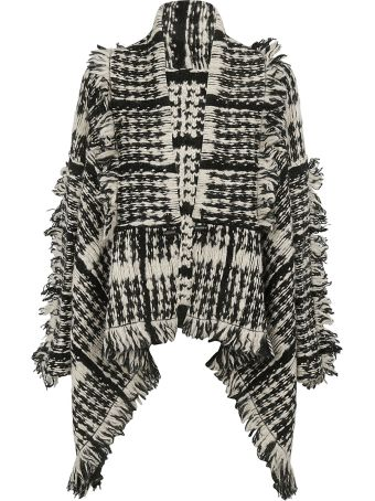 Y's Fringed Coat