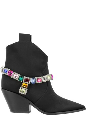 Casadei Heeled Booties Shoes Women Casadei