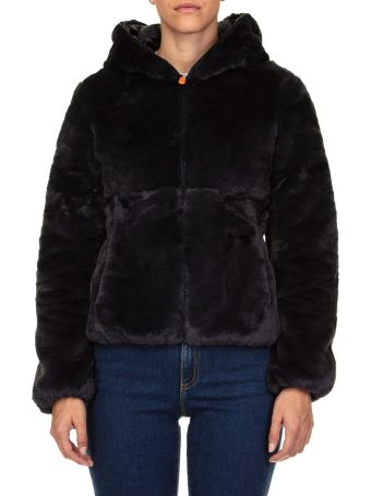 Save the Duck Faux Fur Jacket