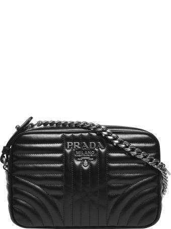 Prada Diagramme Camera Shoulder Bag