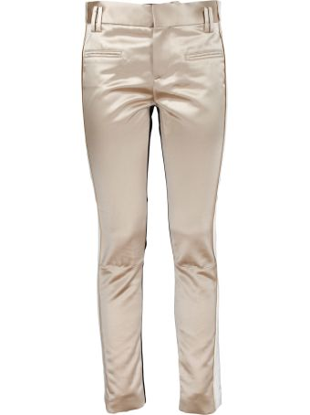Haider Ackermann Striped Detail Trousers
