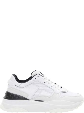 Tod's Platform Lace-up Sneakers