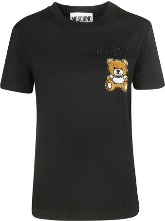 Moschino Bear Patch T-shirt