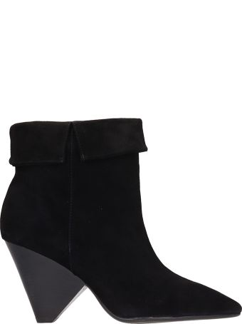 Lola Cruz Corey Ankle Boots